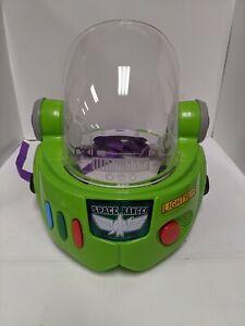 Toy Story Buzz Lightyear Space Ranger Armor Helmet Lights & Sound Disney Works