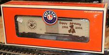 Lionel Teddy Bear Centennial Boxcar 6-36244 NIB
