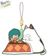 Movic Rumic Collection Rubber Strap Charm 4th Season B Urusei Yatsura Ten & Neko