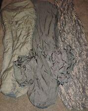 5 Piece Modular Sleep System ACU Digital Camo Sleeping Bag Army Military IMSS