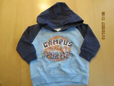 Kinderbekleidung, Langarmshirt, Pullover, mit Kapuze, für Jungen, Gr. 74