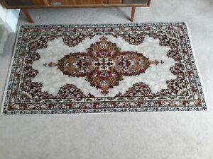 Vintage retro 60s 70s mid century rug