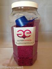 Glitterexpress SPECIAL OFFER Craft Glitter Pack 6 x 1kg Jars 040 Chunky