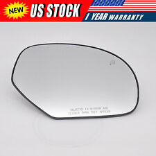 for 2007-2014 Cadillac Chevy Tahoe Gmc Sierra Mirror Glass Heated Passenger Side (Fits: Cadillac)