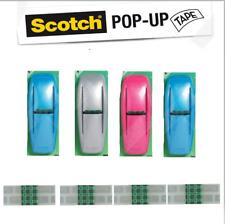 Scotch Pop Up Tape Handband Dispensers + Refills Combos REPACK #BargainTrend