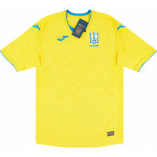 Maglia Ucraina 2020-2021 Ukraine Home Football Shirt Joma Nuova