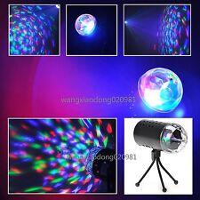 2x Mini Projector RGB Laser DJ Disco KTV Effect light Party Club Stage Lighting