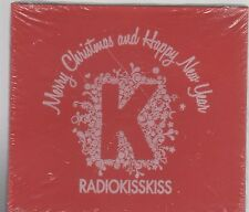 RADIOKISSKISS MERRY CHRISTMAS AND HAPPY NEW YEAR - 2  CD DIGIPACK F.C. SEALED!!!
