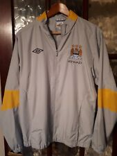 Manchester City lightweight jacket size M Bnwot