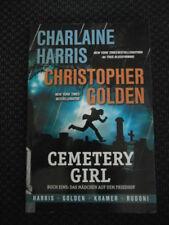 Cemetry Girl 1: Das Mädchen auf dem Friedhof - deutsch - Panini