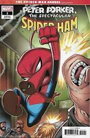 Spider-Man Featuring Spider-Ham Annual Comic Issue 1 Limited Variant First Print