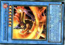 Ω YUGIOH CARTE NEUVE Ω RARE N° DCR-081 LEGENDARY FLAME LORD