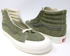 d2d50c162a4a8e Vans SK8-Hi Zip Reissue Vintage Military Dusty Green VN0A3TKPUCK Mens 11.0
