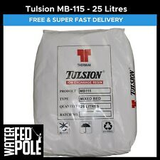 TULSION MB115 DI RESIN FOR WATER FED POLE WINDOW CLEANING 25LTR BAG