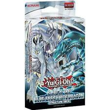Yugioh Structure Deck: Saga of Blue-Eyes White Dragon Sealed New Unlimited