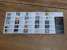 ROCK & FOLK - MONSTER CD 43 !!!RARE CD !!!!!FRANCE!!!!!!