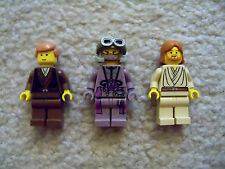 LEGO Star Wars - Rare Original Bounty Hunter Pursuit Minifigs 7133 - Zam Wesell