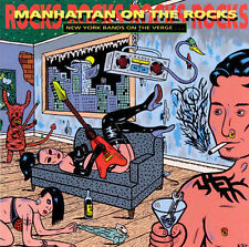 Manhattan on the Rocks by Various Artists (CD, Nov-1992, Pow Wow)