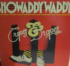 LP SHOWADDYWADDY  CREPES & DRAPES - 1979