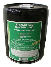 Stanadyne Winter 1000 Diesel Fuel Additive, 5 Gallon pail, treats 5000 gallons
