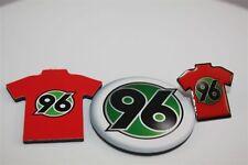 Hannover 96 3er Set - Trikotpin,Logo Magnet ,Magnet Trikot Bundesliga Fanartikel
