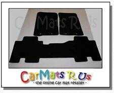 SSANGYONG KYRON 06ON TAILORED CAR FLOOR MATS BLACK C767