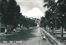 ab 30 1990 PENNE (Pescara) Viale San Francesco - viagg. Ed.Berretta Terni