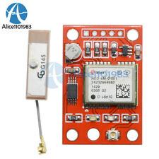 GYNEO6MV2 GPS Module NEO-6M GY-NEO6MV2 Board with Antenna for Arduino New