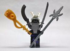 LEGO Ninjago Lord Garmadon 4 arms MINIFIGURE from 70505 Temple