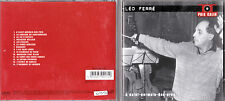 CD 14 TITRES LEO FERRE A SAINT GERMAIN DES PRES BEST OF 2004 TBE
