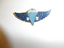 b3348 WW2 US Army Airborne OSS Kunming Parachute School badge Rigger R3E