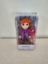 Disney Frozen II Petite Anna Adventure Doll NEW in Box