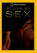 Original Sin: How Sex Changed The World (2016, Blu-ray New)
