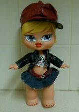 Large Baby Bratz Hard Plastic Doll - Rock Angels - Mga
