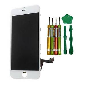 """Brand New iPhone 7 Plus Screen Replacement Touch Digitizer 5.5"""" for A1661 Silver"""