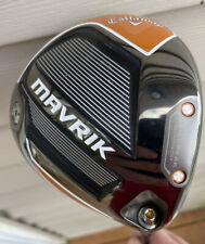 Callaway Mavrik 10.5° Driver w/Aldila Rogue White 60 S Shaft