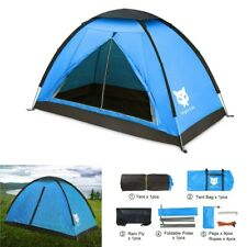 New listing Single Man Tent Backpacking Tent Hiking Camping Sun Shelter Waterproof 2021 Top