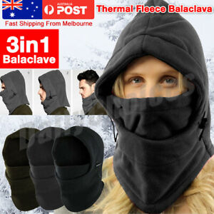 Winter Thermal Face Mask Balaclava Neck Warmer Cycling Motorcycle Ski Snowboard