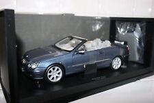 1:18 Kyosho Mercedes Benz CLK Cabriolet Light Blue NEW OLD STOCK