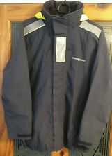 HENRI LLOYD jacket . Waterproof & Breathable . Navy . Junior Boys Size XL