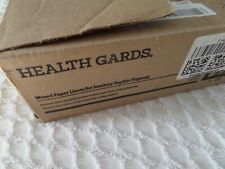 HOSPECO Health Gard Waxed Paper Liners for Sanitary Napkin Disposal HS-6141 case
