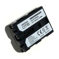 Originele OTB Accu Batterij Sony NP-FM500H - 1400mAh Akku Battery