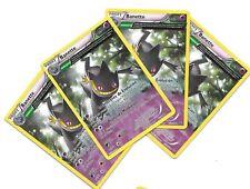 Pokemon 4 BANETTE Full Art !  32/108 Raras x4 Español ROARING SKIES NM Spanish