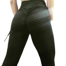 High Waist Fitness Workout Push Up Trousers Leggings Pants Women Fashion Casual