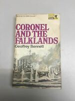 Geoffrey Bennett  Coronel And The Falklands  [pan]  Paperback Book