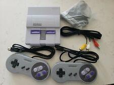 SNES Style Super Mini SFC Game Console - NES Games, Super Mario and many more!