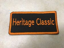 HARLEY DAVIDSON Heritage Classic Patch