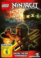 LEGO NINJAGO-TAG DER ERINNERUNGEN   DVD NEU