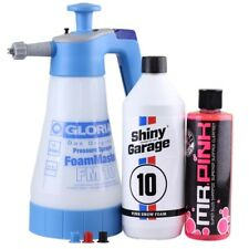 Gloria Fm 10 Shiny Garaje Fucsia Nieve Foam Chemical Guys Mr Fucsia Set Waschset