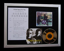 REMBRANDTS Be There For You LTD MUSIC CD QUALITY FRAMED DISPLAY+FAST GLOBAL SHIP